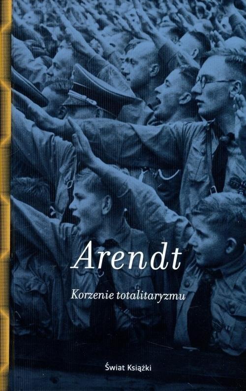 okładka Korzenie totalitaryzmuksiążka      Hannah Arendt