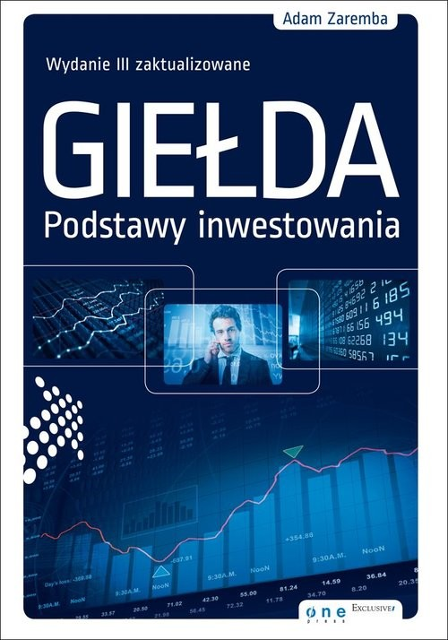 okładka Giełda Podstawy inwestowaniaksiążka      Zaremba Adam