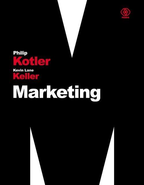 okładka Marketingksiążka      Philip Kotler