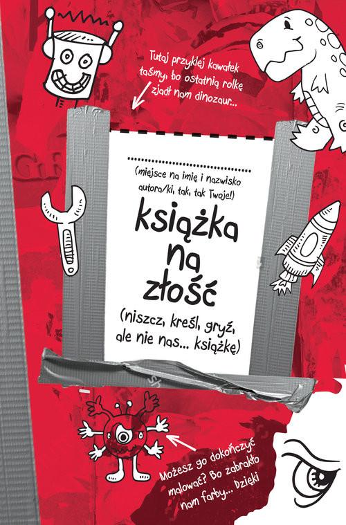 okładka Książka na złośćksiążka      Wanat Dariusz