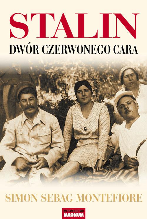 okładka Stalin. Dwór czerwonego caraksiążka      Simon Sebag Montefiore