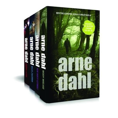 okładka Pakiet Arne Dahlksiążka |  | Arne Dahl