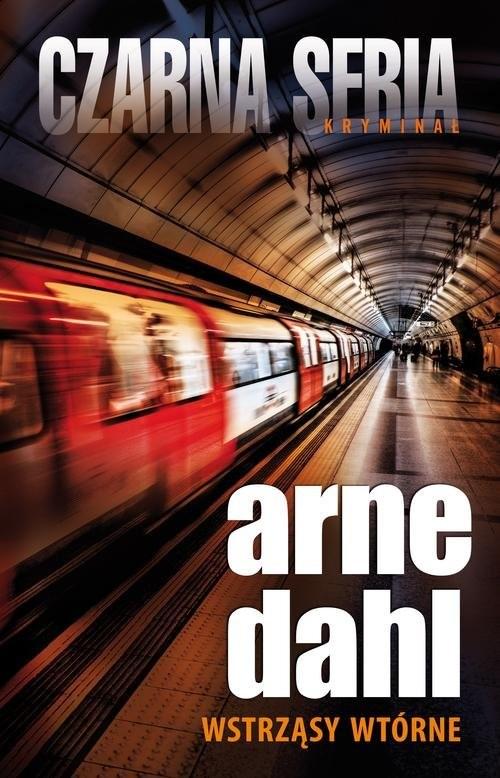 okładka Wstrząsy wtórneksiążka      Arne Dahl