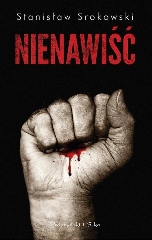okładka Nienawiśćksiążka |  | Stanisław Srokowski