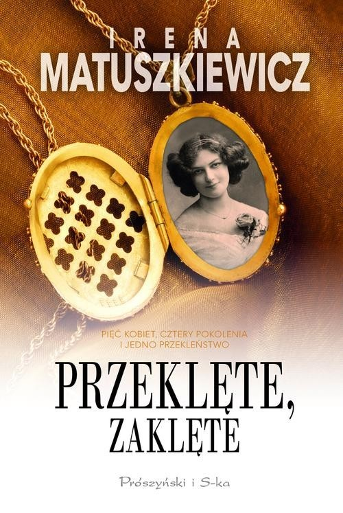 okładka Przeklęte zaklęteksiążka |  | Irena Matuszkiewicz