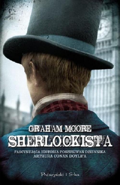 okładka Sherlockistaksiążka      Moore Graham