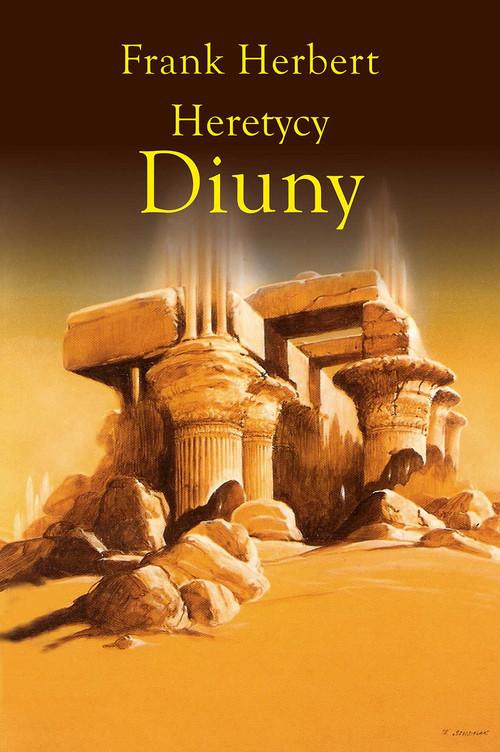 okładka Heretycy Diunyksiążka |  | Frank Herbert