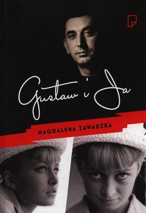 okładka Gustaw i jaksiążka      Magdalena Zawadzka