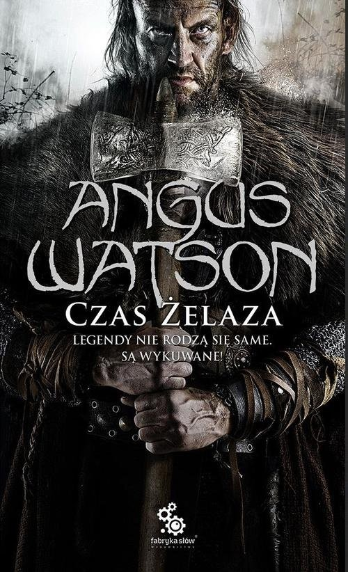 okładka Czas żelazaksiążka |  | Watson Angus