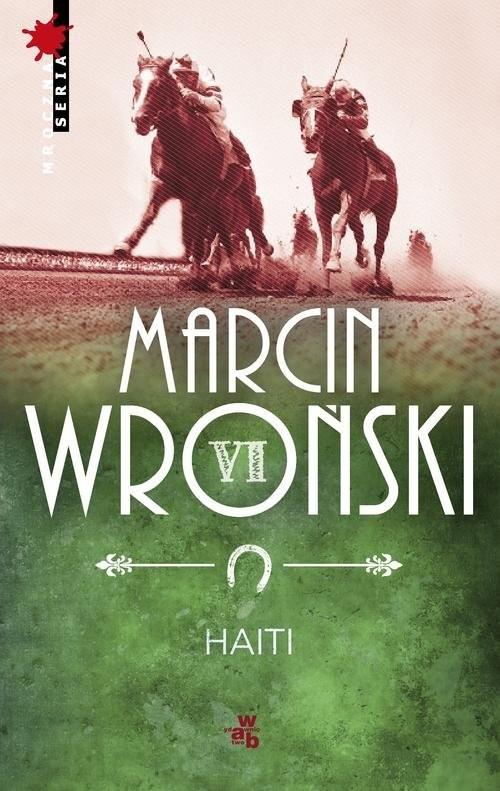 okładka Haitiksiążka |  | Marcin Wroński