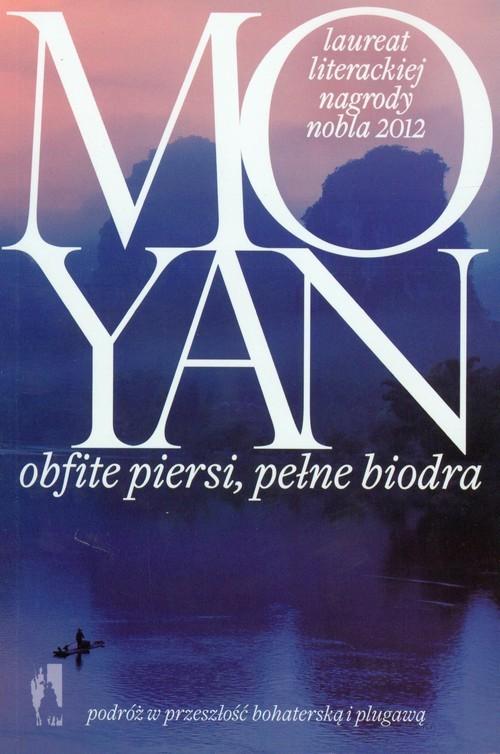 okładka Obfite piersi pełne biodraksiążka |  | Yan Mo
