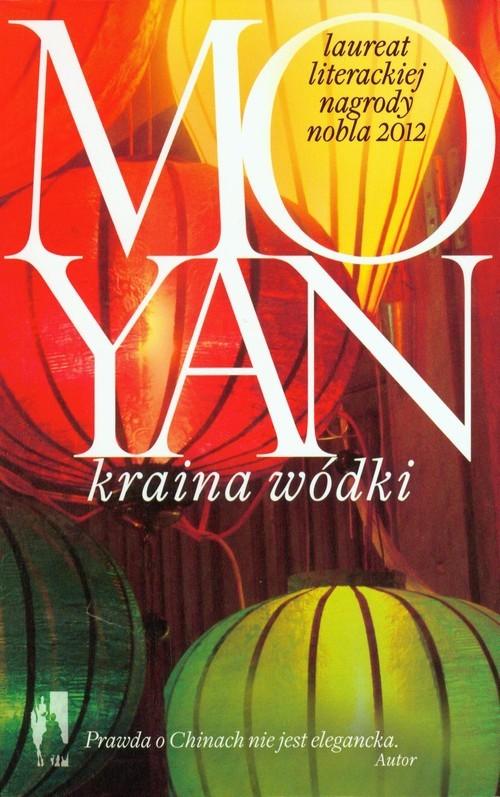 okładka Kraina wódkiksiążka |  | Yan Mo