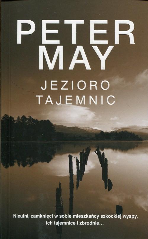 okładka Jezioro tajemnicksiążka |  | Peter May