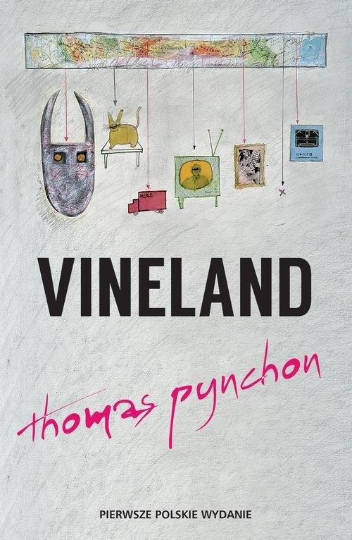 okładka Vinelandksiążka |  | Thomas Pynchon