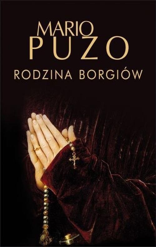okładka Rodzina Borgiówksiążka |  | Mario Puzo