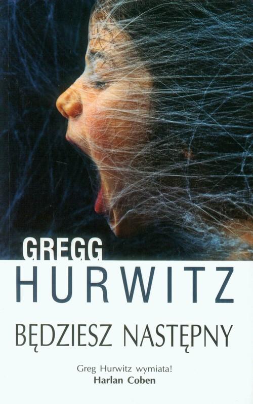 okładka Będziesz następnyksiążka      Gregg Hurwitz