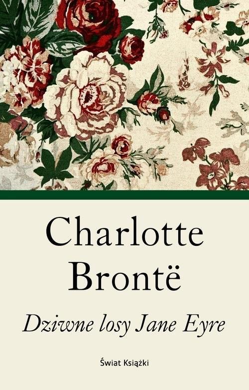 okładka Dziwne losy Jane Eyreksiążka      Charlotte Bronte