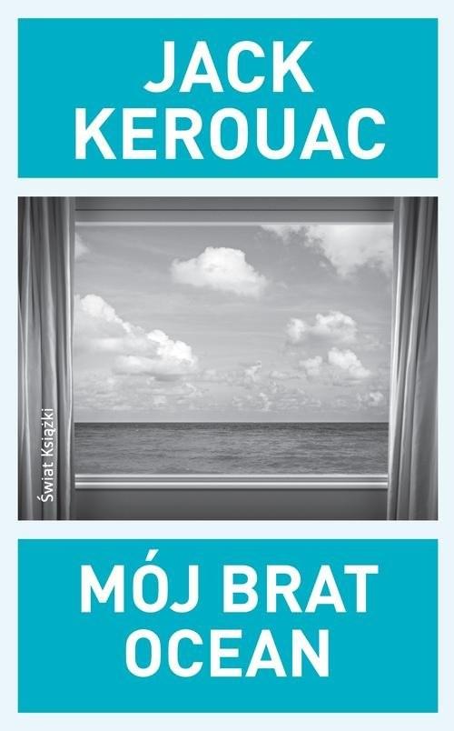 okładka Mój brat oceanksiążka |  | Jack Kerouac