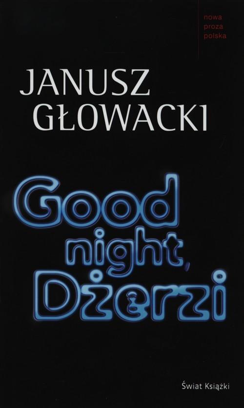 okładka Good night Dżerziksiążka      Janusz Głowacki