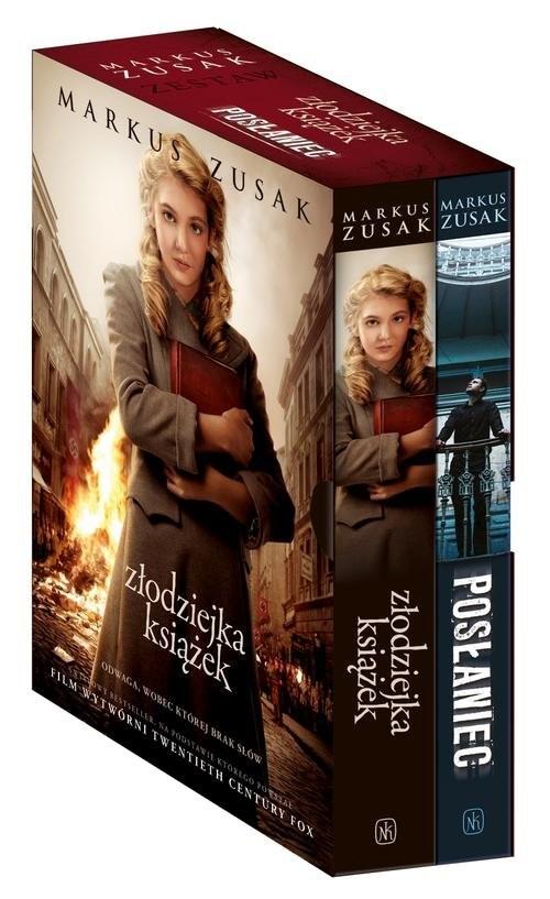 okładka Złodziejka książek / Posłaniecksiążka |  | Markus Zusak