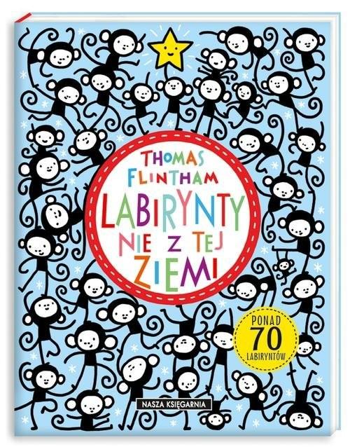 okładka Labirynty nie z tej ziemiksiążka |  | Flintham Thomas