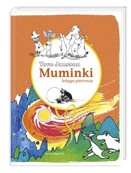 okładka Muminki. Księga pierwszaksiążka |  | Tove Jansson