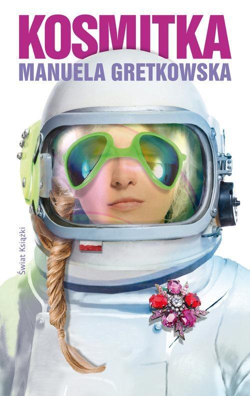okładka Kosmitka, Książka   Manuela Gretkowska