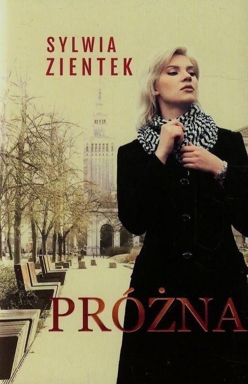 okładka Próżnaksiążka      Sylwia Zientek