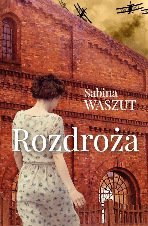 okładka Rozdrożaksiążka      Sabina Waszut
