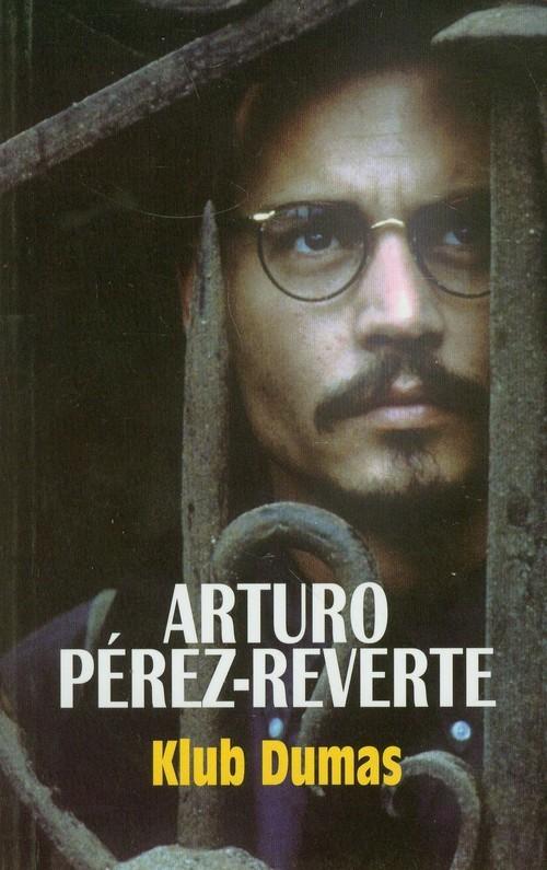 okładka Klub Dumasksiążka      Arturo Perez-Reverte