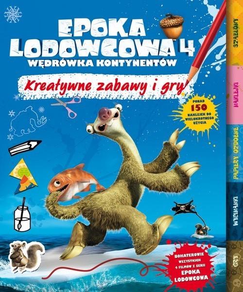 okładka Epoka lodowcowa, Książka | Praca Zbiorowa