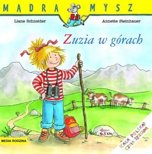 okładka Zuzia w górachksiążka |  | Schneider Liane