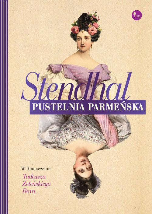 okładka Pustelnia parmeńskaksiążka      Stendhal