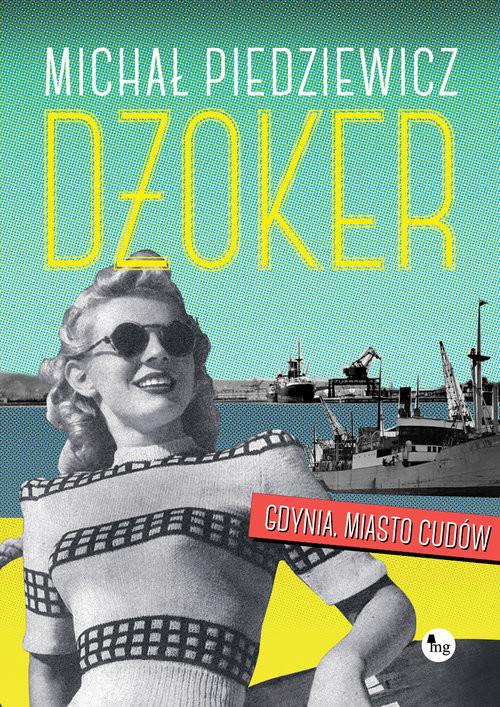 okładka Dżoker, Książka | Michał Piedziewicz