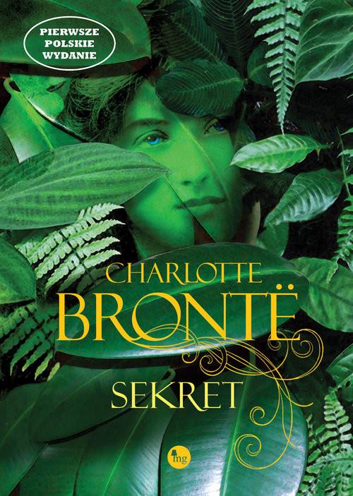 okładka Sekretksiążka |  | Charlotte Bronte