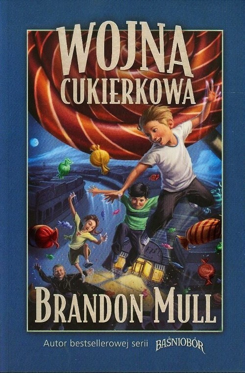 okładka Wojna cukierkowaksiążka |  | Brandon Mull
