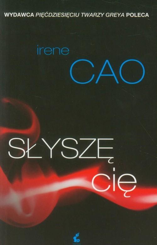 okładka Słyszę Cięksiążka |  | Irene Cao