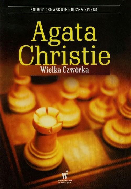 okładka Wielka czwórkaksiążka |  | Agata Christie