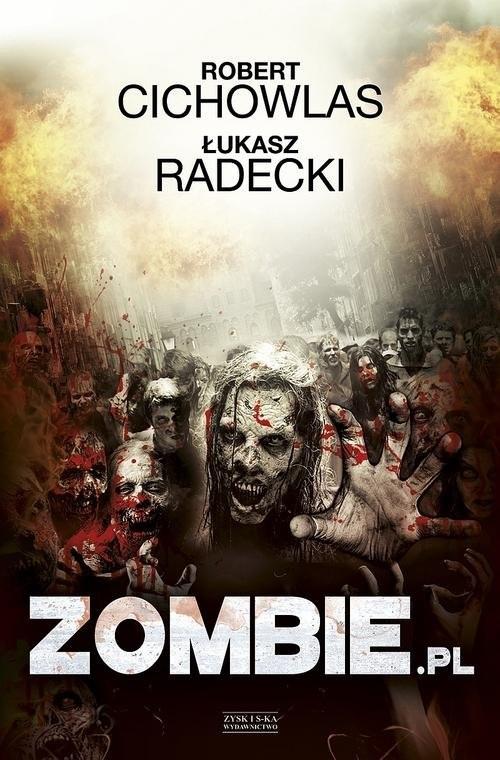 okładka Zombie.plksiążka |  | Robert Cichowlas, Łukasz Radecki