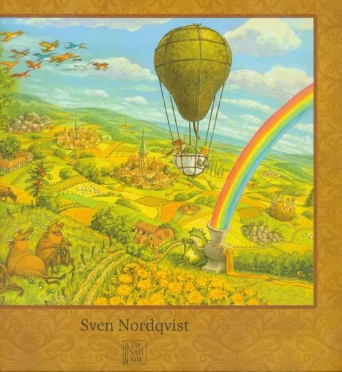 okładka Gdzie jest moja siostra?książka      Sven Nordqvist