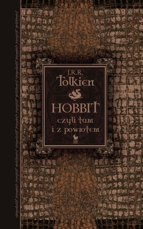 okładka Hobbit czyli tam i z powrotemksiążka |  | J R R Tolkien