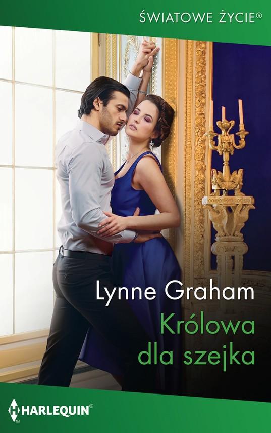 okładka Królowa dla szejkaebook | epub, mobi | Lynne Graham