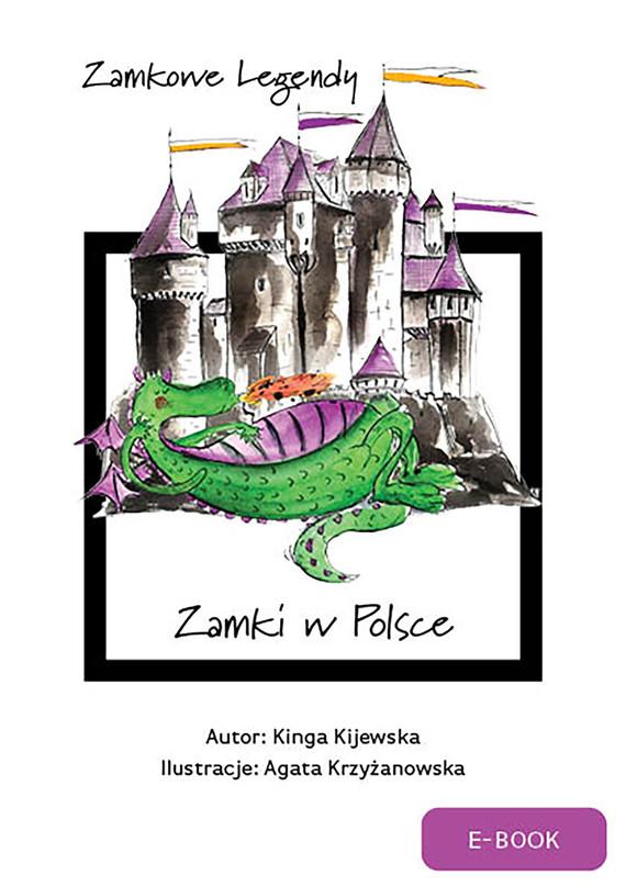 okładka Zamkowe legendyebook | epub, mobi | Kijewska Kinga