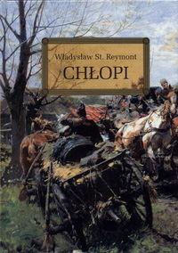 okładka Chłopi, Książka | Władysław Stanisław Reymont