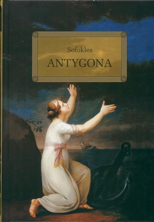 okładka Antygonaksiążka      Sofokles
