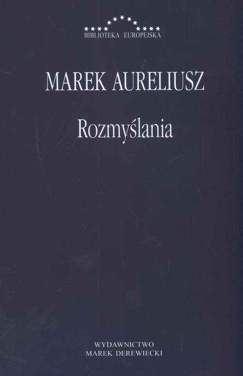 okładka Rozmyślaniaksiążka |  | Marek Aureliusz