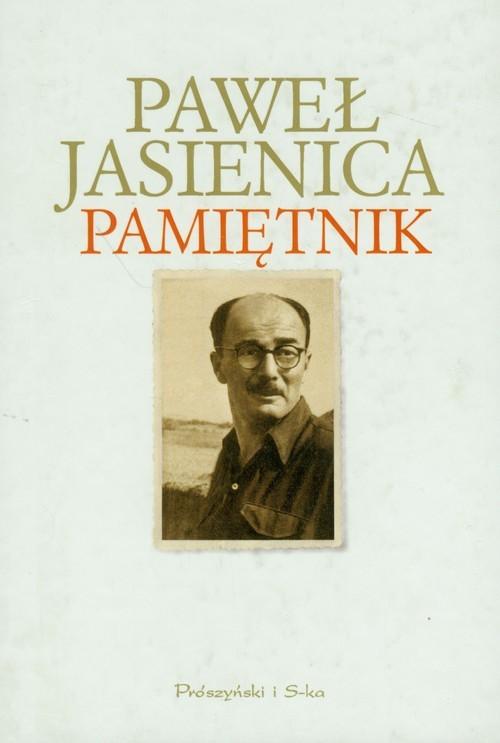 okładka Pamiętnik, Książka | Paweł Jasienica