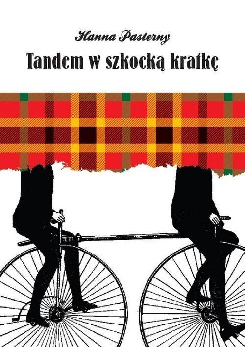 okładka Tandem w szkocką kratkęksiążka |  | Pasterny Hanna