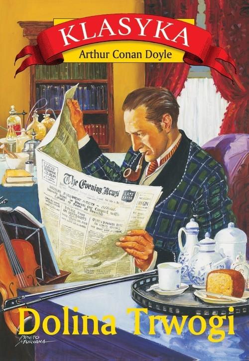 okładka Dolina Trwogiksiążka |  | Arthur Conan Doyle