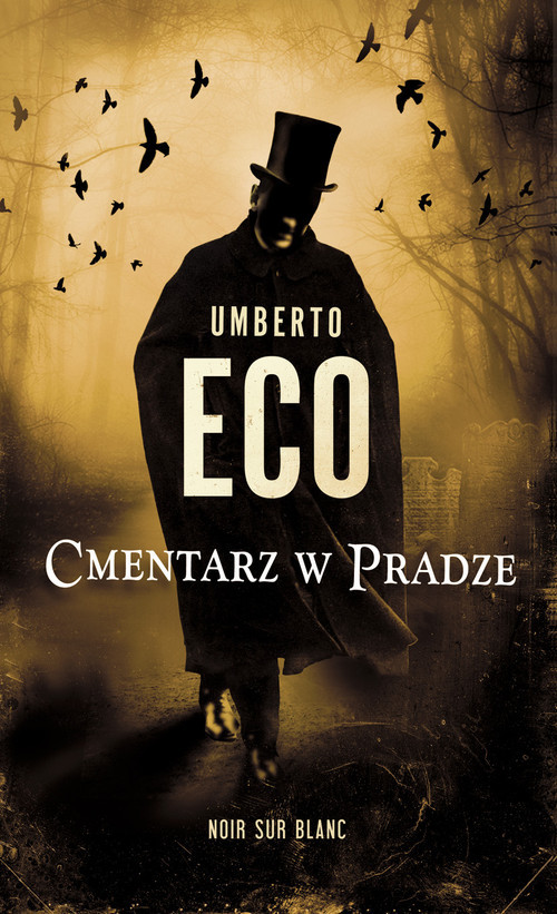 okładka Cmentarz w Pradzeksiążka |  | Umberto Eco